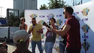 "Vox Fm "" Najszybszy koncert świata "" B-QLL - GROOVEBUSTERZ - BOBI. Finał - Warszawa 24.06.2016"