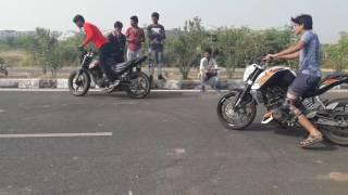 Duke Stunts by Aaftab Khan