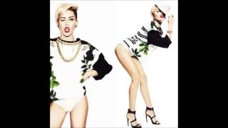 4x4 - Miley Cyrus ft. Nelly with lyrics (Bangerz)