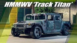 "1987 AM General HMMWV  ""Track Titan"" By Mil Spec Automotive"