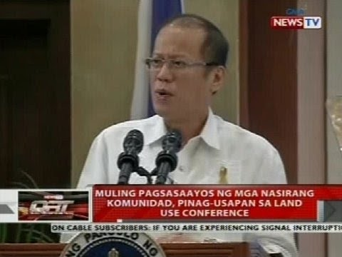 PNoy: Maituturing nang 'new normal' ang mga malalakas na bagyo