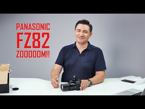UNBOXING & REVIEW - PANASONIC FZ82