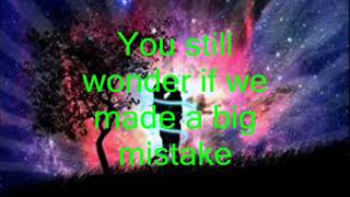 BackStreet Boys -  Incomplete Lyrics