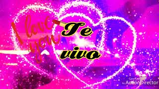 Te vivo-Luan Santana (Cover-Español)