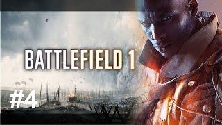 Battlefield 1 online #04 Mapa Suez