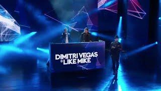 """Dimitri Vegas & Like Mike - """"Higher Place"""" ft Ne-Yo Live at Sports Illustrated 2016"""