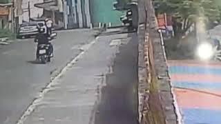Polícia espera que imagens ajudem na prisão de   assaltante que atacou funcionária da Santa Casa