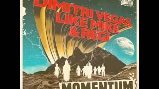 Dimitri Vegas & Like Mike - Momentum ( Yves V vs Wolfpack DJMAG Remix )