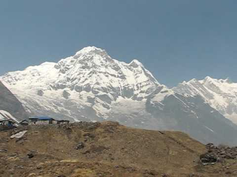 Annapurna Base Camp – April 2009