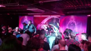 "Oceano ""The Great Tribulation"" Live @ 89th street Collective OKC"