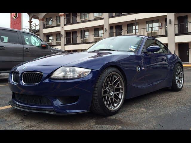 BMW Z4M Coupe - One Take
