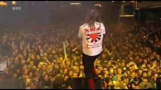 In flames - Leeches Live