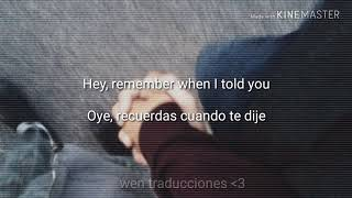 Because I had you - Shawn Mendes [traducción español]
