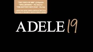 Adele 19 [Deluxe Edition] (CD2) - 02. Melt My Heart To Stone (Live At Hotel Coffe)