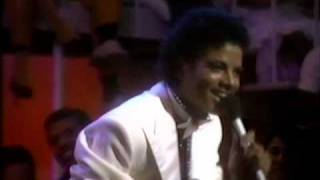 Michael Jackson - Rock with you - Diana Ross Show  (HQ)