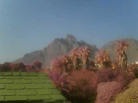 Timelapse Video – Table Mountain – 02/08/2010