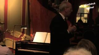 Willem Brons - Introduction to F schubert Fantasy in F minor