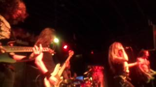 Once Human-Time of the Disease (Live in Little Rock, AR 2015)