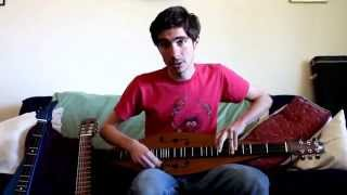 "Cover of ""The Rainbow Connection"" on Dulcimers and Guitar - Eric Elliott"