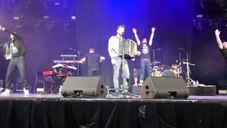 """""""Un homme debout"""" Claudio Capéo - FAV Colmar 04.08.2017"""