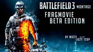 Battlefield 3 Fragmovie - The Crystal Method - Play For Real (Dirtyphonics Remix)