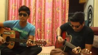 Cerita dia - cover (bukan chord sebenar) By Amin & Me (Part 1)
