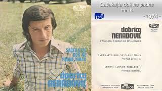 Dobrica Nenadovic - Sacekajte dok ne padne mrak - (Audio 1974)