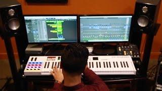 Tecladista De Evan Craft Usando Sonidos De That Worship Sound