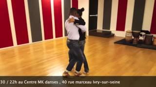 Lolass Pires GATA MORENA Mario Jordâo & Laury Esmeralda dancing Kizomba