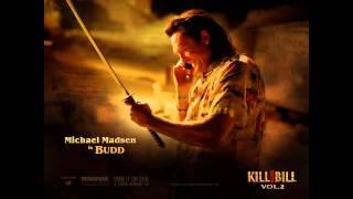 Kill Bill Vol. 2 OST - A Satisfied Mind (2003) - Johnny Cash - (Track 10) - HD