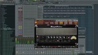MACINTOSH PLUS - リサフランク420 / 現代のコンピュ (remake on FL Studio!!)