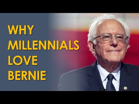Why Millennials Love Bernie Sanders