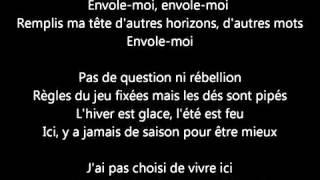 Matt Pokora Feat Tal-Envole-moi (Lyrics)