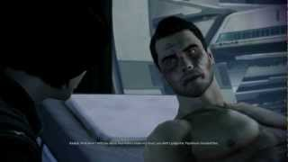 Mass Effect 3: Kaidan Romance #6: Kaidan's jealous of Garrus (version 1)
