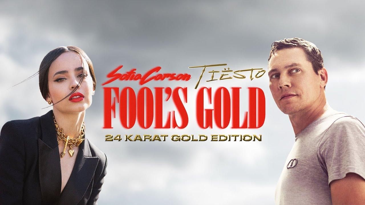 Fool's Gold (24 Karat Gold Edition) - Sofia Carson & Tiësto
