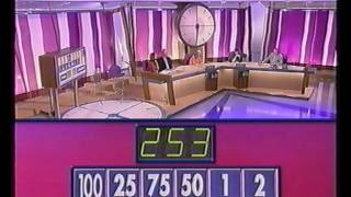Countdown - Easy Technique For Numbers Game