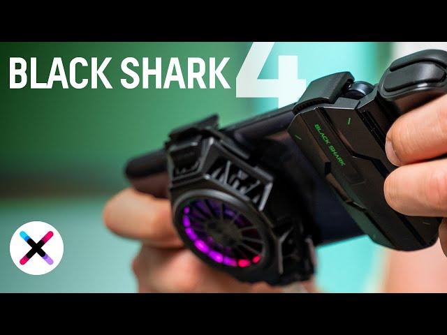 SMARTFON CZY KONSOLA? 🎮| Test, recenzja Xiaomi Blackshark 4