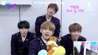 VIETSUB BTS   Spring Day - Cute ver. of Suga, Jin, V(Taehyung), Jungkook