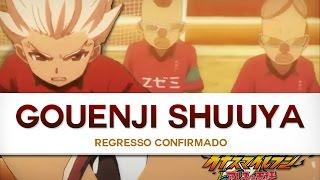 O REGRESSO DE GOUENJI! - Inazuma Eleven: Ares no Tenbin / Walker Vol. 4