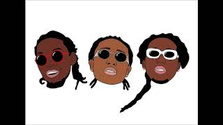 "(FREE) Migos + xxxTENTATION Type Beat - ""Walk It Talk It""  | Free Type Beat I Trap Instrumental"