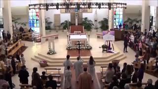 """2015 - """"Jesus Cristo vai nascer"""" - Coro Juvenil de São Pedro do Mar, Quarteira"""