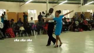 Allana e Denilson-Danças Latinas.