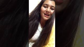 Taare ( Cover ) | Ashima thakur | Gold Boy | Nirmaan | Latest Punjabi songs 2017