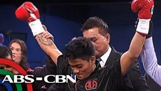 TV Patrol: Mga Pinoy, pinatumba ang mga dayuhang boksingero