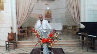 عظة .(. استخدم سلطانك .). القس / روماني صلاح عبدالله .