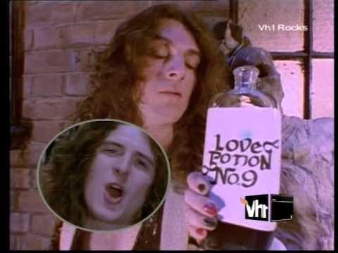 Love Potion Number Nine de Tygers Of Pan Tang Letra y Video