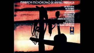 Mariachi Michoacano De Rafael Arteaga  El Pajaro Carpintero