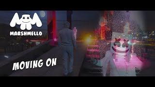 Marshmello - Moving On [GTA 5 Music Video]