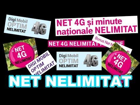 CÂT DE NELIMITAT E NETUL MOBIL
