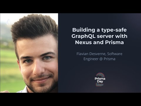 Building a type-safe GraphQL server with Nexus and Prisma workshop